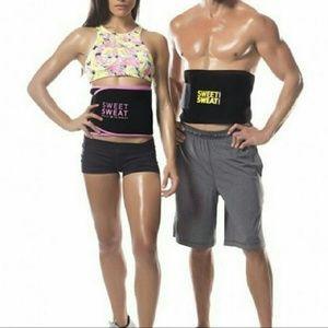 Men & Woman Sweet Sweat Waist Trimmer i